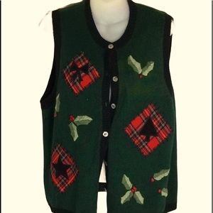 Crazy Horse Womens Ugly Christmas Sweater …